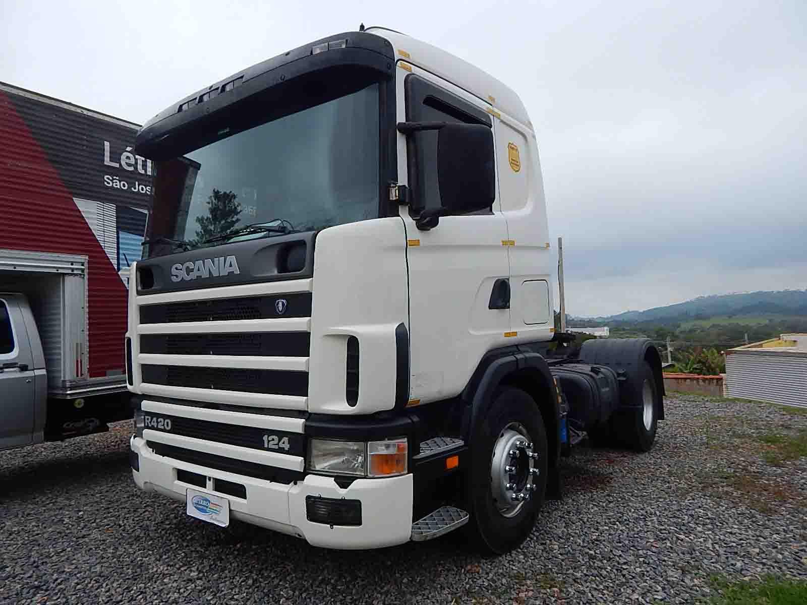 Scania G420 4x2