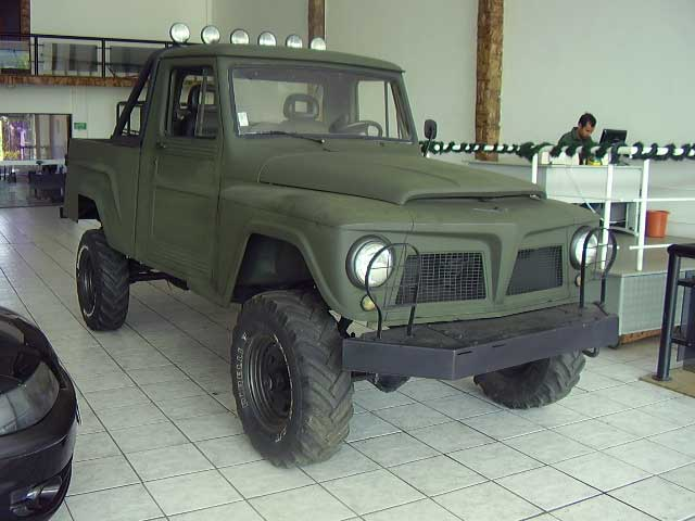 1963/1963 - Gasolina